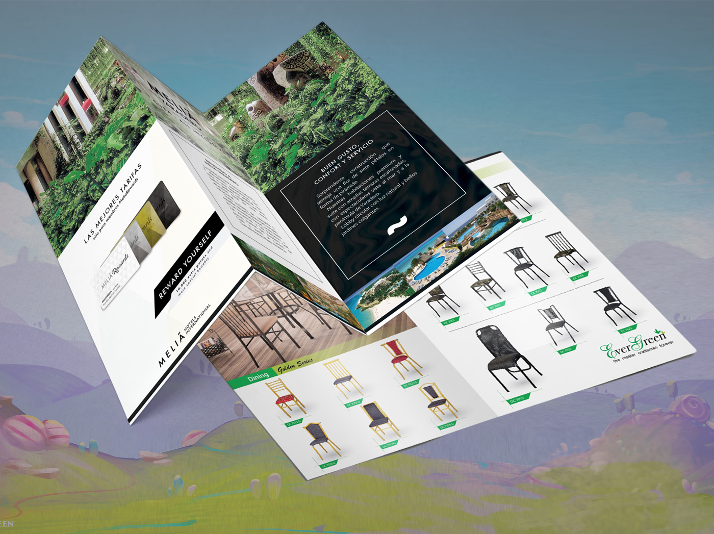 Folders and flyer printing