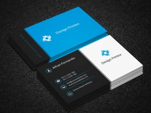 Business Card 18001
