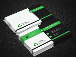 Business Card 18003