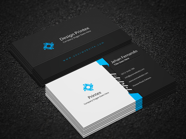 Business Cards Sri Lanka - Printex Printing Solutions Sri Lanka