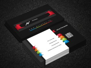Business Card 18007