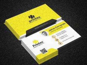 Business Card 18010