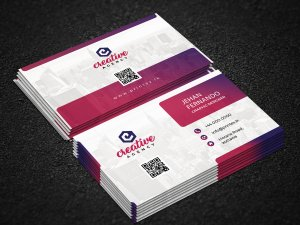 Business Card 18011