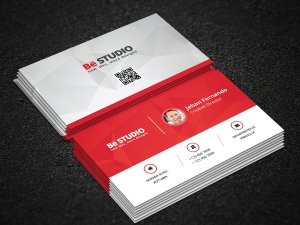 Business Card 18013