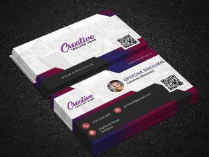 Business Card 18021