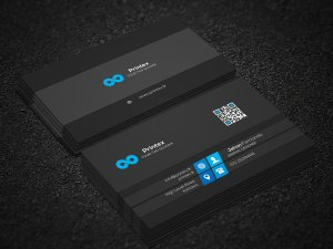 Business Card 18027