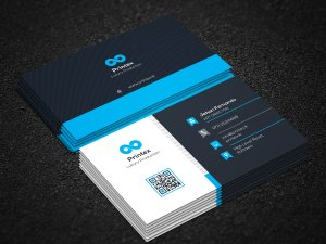 Business Card 18032