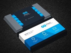 Business Card 18037