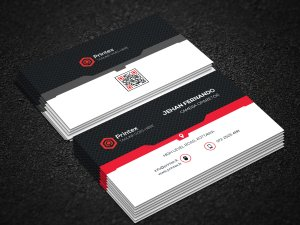 Business Card 18040