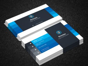 Business Card 18041