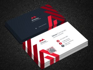 Business Card 18042