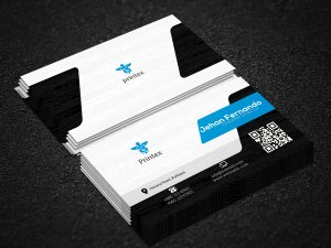 Business Card 18044