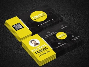 Business Card 18020