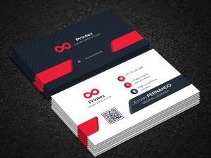 Business Card 18045